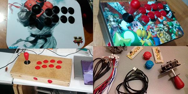 Chollo Pack de botones y palanca para arcade stick
