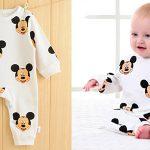 Chollo Pelele de Mickey para bebé