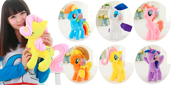Chollo Peluche My Little Pony