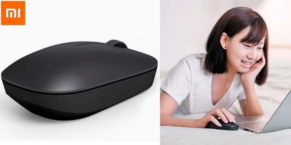 Ratón inalámbrico Xiaomi Mi Mouse 2 en oferta