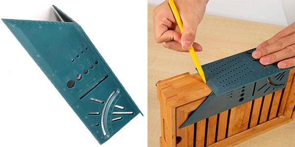 Chollo Regla 3D para carpintería