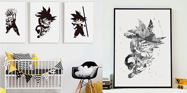 Selección de posters de Dragon Ball barata