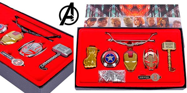 Chollo Set de coleccionismo de Los Vengadores en varios modelos