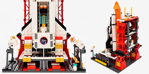 Chollo Set Lanzadera y transbordador espacial de tipo LEGO
