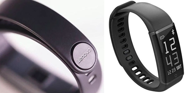 Chollo Smartband Lenovo Cardio Plus HX03W