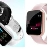 Chollo Smartwatch Bakeey I5 con monitor de frecuencia cardíaca