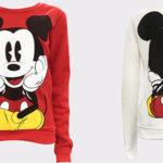 Chollo Sudadera Mickey para mujer