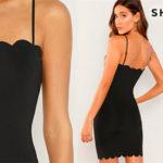 Chollo Vestido ajustado Shein para mujer