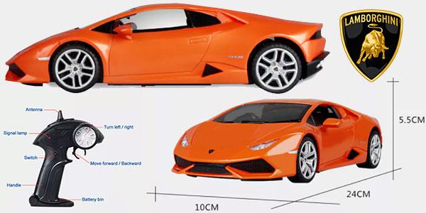 Coche teledirigido Lamborghini Huracán barato