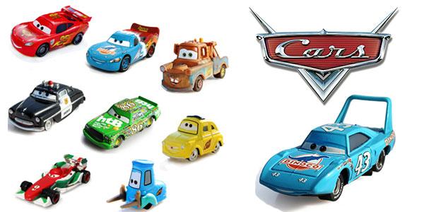 Juguetes Cars de Disney