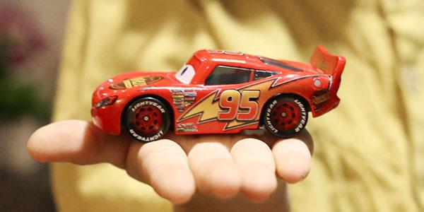 Figuras Disney Cars 16 estilos 1:55 de metal