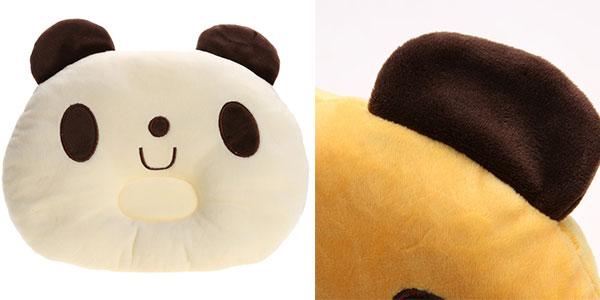 Cojín panda para bebés rebajado
