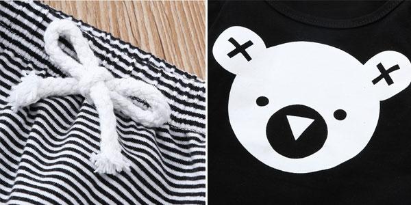 Conjunto para bebé Koala chollo en AliExpress