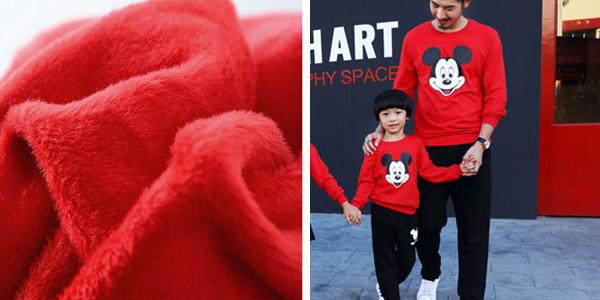 Chándal de Mickey-Minnie con modelos para toda la familia chollazo en AliExpress