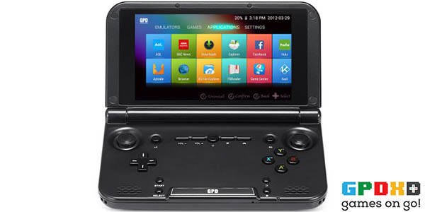 Consola Android Gpd XD