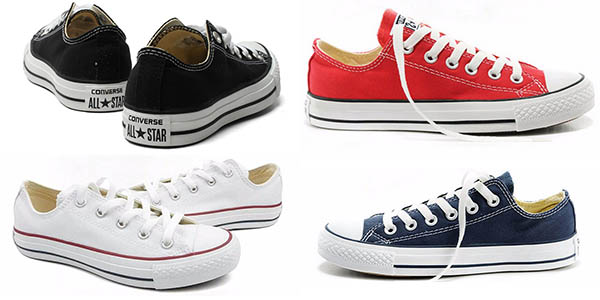 Converse All Star en varios colores