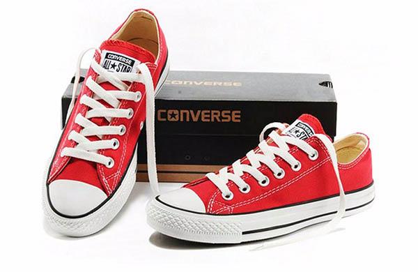 Converse rojas originales