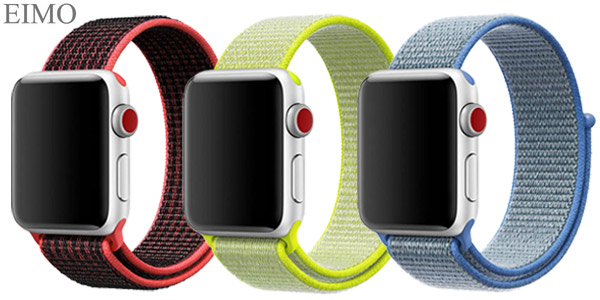 Correa tipo Loop deportiva para Apple Watch