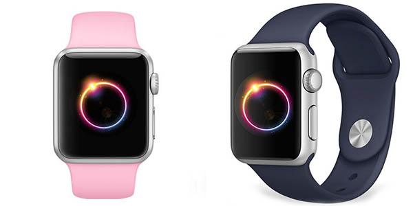 Correa silicona para Apple Watch