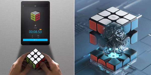 Cubo magnético Xiaomi (tipo Rubik) chollo en Banggood