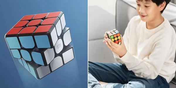 Cubo magnético Xiaomi (tipo Rubik) barato en Banggood