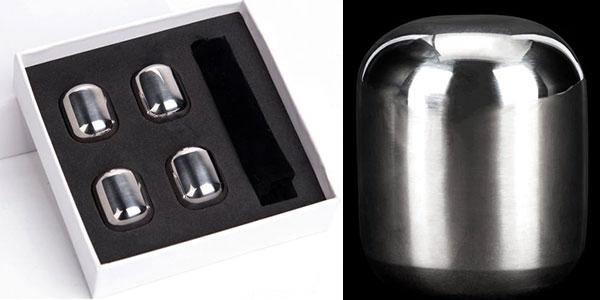Cubos de acero inoxidable para enfriar bebidas baratos