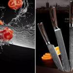 Cuchillos de cocina XITUO baratos en AliExpress