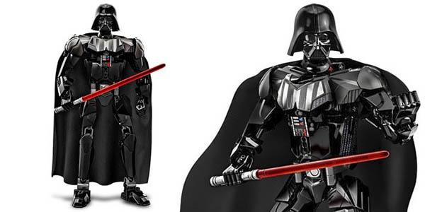 Darth Vader de Star Wars tipo LEGO barata