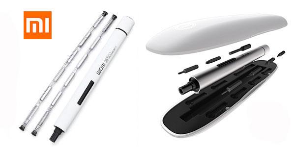 Destornillador eléctrico Xiaomi Wowstick H1 al mejor precio en GearBest