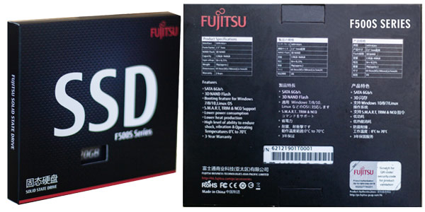 "Disco SSD de 2,5"" FUJITSU de 120 GB chollo en AliExpress"
