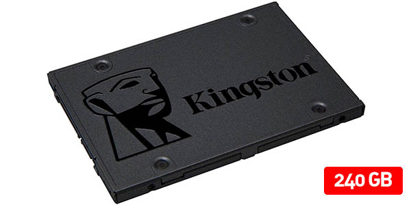 Disco SSD Kingston A400 de 240 GB