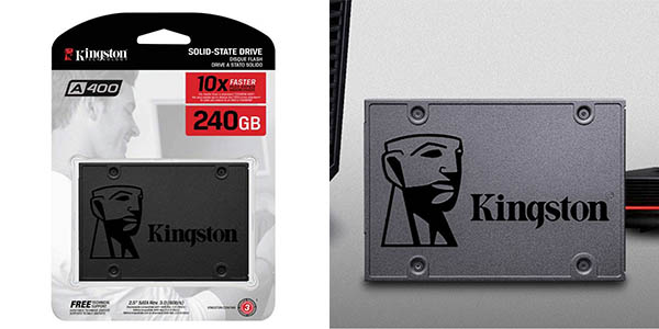 Disco SSD Kingston A400 de 240 GB en AliExpress