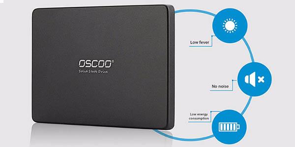 Disco SSD OSCOO de 240 GB en Zapals