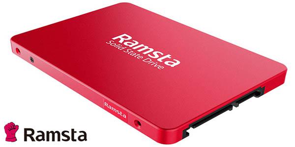 Disco SSD Ramsta S600 de 480 GB