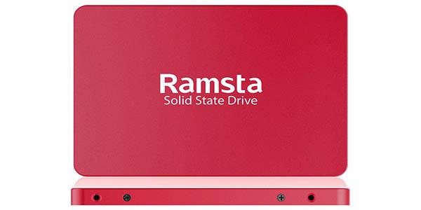 Disco SSD Ramsta S600 de 480 GB barato