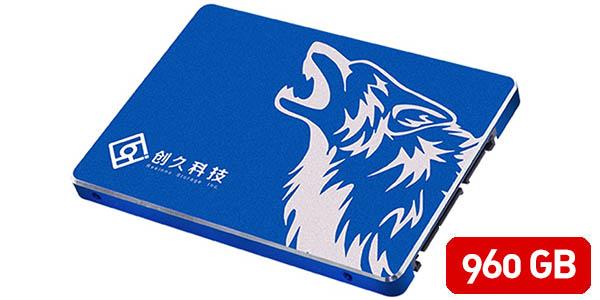 Disco SSD Reeinno Sirius T-960 de 960 GB
