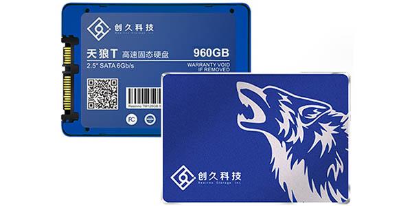 Disco SSD Reeinno Sirius T-960 de 960 GB barato