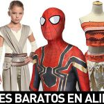 Disfraces baratos en AliExpress