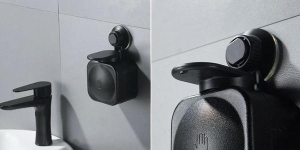 Dispensador de jabón de manos Xiaomi chollo en Banggood