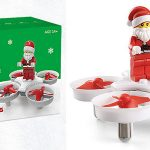 Dron Papá Noel barato