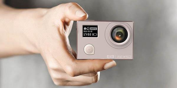 Elephone REXSO Explorer Dual 4K con carcasa sumergible