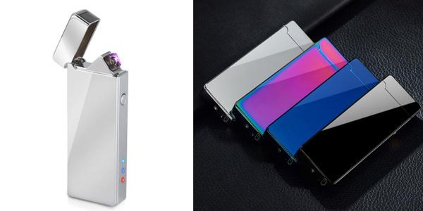 Comprar Encendedor electrónico sin llama barato en BangGood