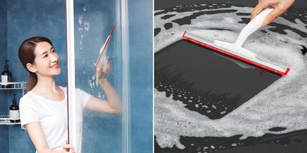 Limpiacristales retráctil Xiaomi YIJIE chollazo en Banggood