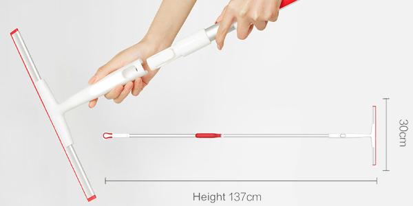 Limpiacristales retráctil Xiaomi YIJIE chollo en Banggood