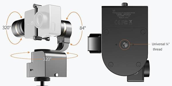 Xiaomi YI Gimbal en Amazon