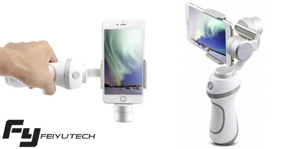 Estabilizador Feiyu Vimble C para smartphones y cámaras de acción