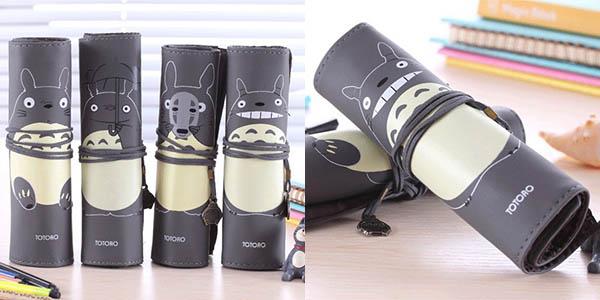 Estuche porta-lápices Totoro