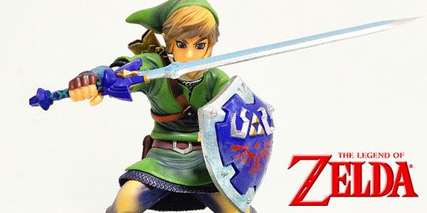 Figura Link de The Legend of Zelda de 20 cm barata