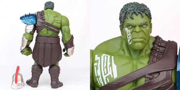 Figura Hulk Gladiador articulada de 35 cm barata