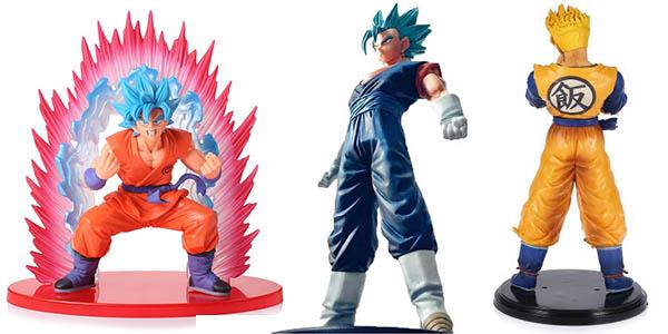 Figuras personajes de Dragon Ball con descuento
